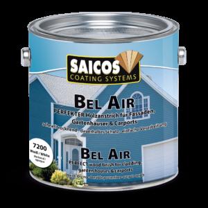 Bel Air powłoka do drewna 0,75 L Saicos