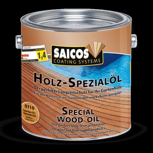 Specjalny olej do drewna Saicos