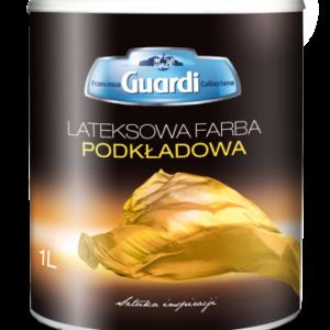 Lateksowa farba podkładowa Guardi (pod efekt miedzi) 1L