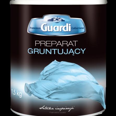 Preparat gruntujący F. GUARDI (dla efektu kruszonego grafitu)