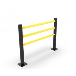 Bariera Flexible Safety Barrier - Delta